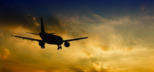 Contemporary Story, Airplane Photo