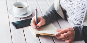 poem about writing